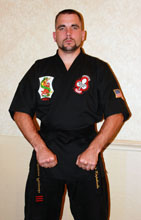 Sifu Billy Pieczarka