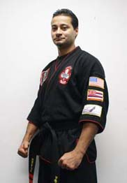 Sifu Gilberto Cruz